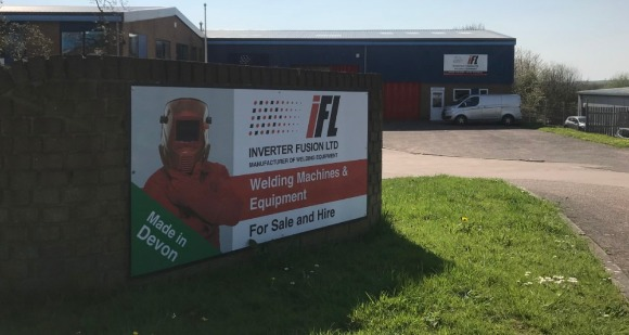 Welding Equipment Suppliers Devon South West UK